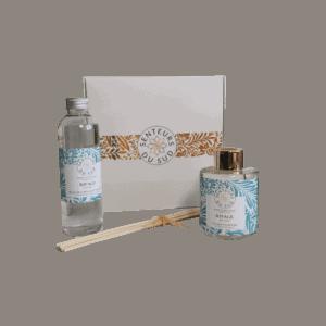 Coffret bouquet parfumé Rivage bio- Senteurs du Sud