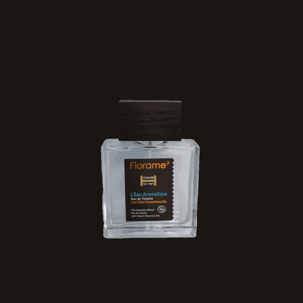 Eau de toilette L'Eau Aromatique BIO - Florame - 100ml
