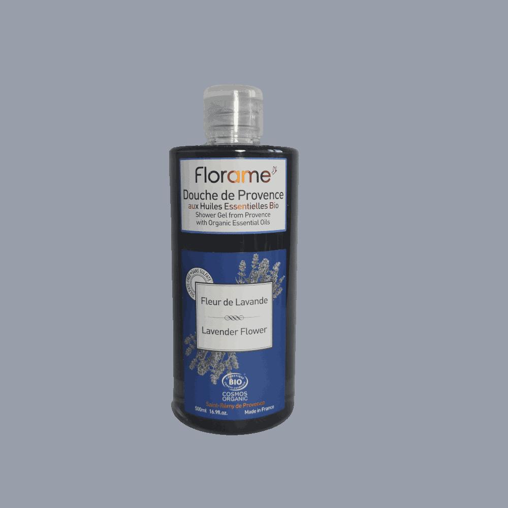 Gel Douche de Provence Fleur de Lavande BIO - Florame - 200ml