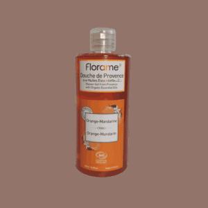 Gel Douche de Provence Orange Mandarine BIO - Florame - 200ml