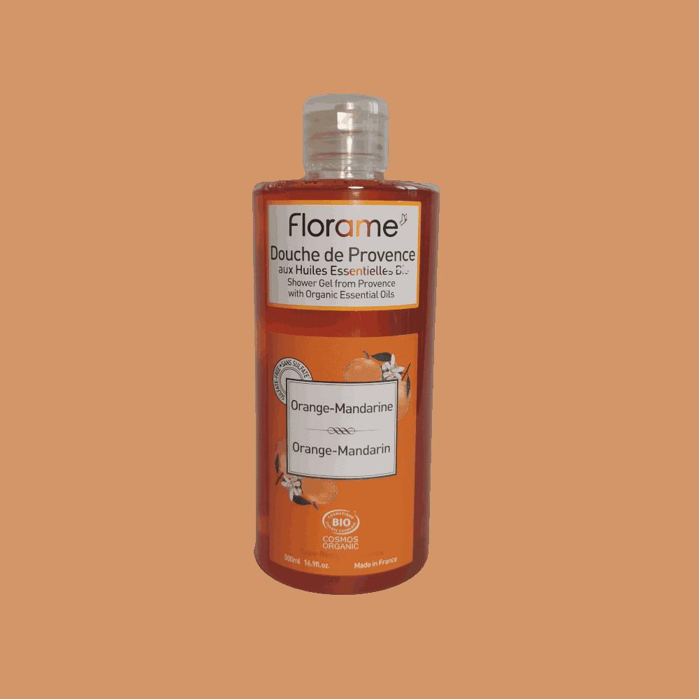 Gel Douche de Provence Orange