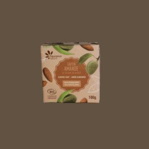 Savon parfumé Amande Douce BIO - Fleurance Nature - 100g