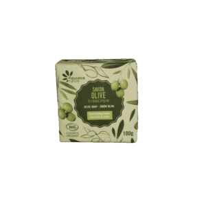 Savon parfumé Olive BIO - Fleurance Nature - 100g