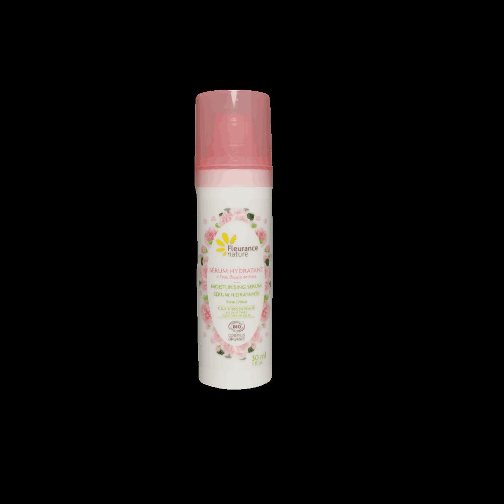 Sérum Hydratant à la Rose de Damas - Fleurance Nature - 30ml