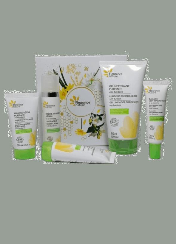 Coffret-soin-a-la-Bardane-bio-Fleurance -Nature