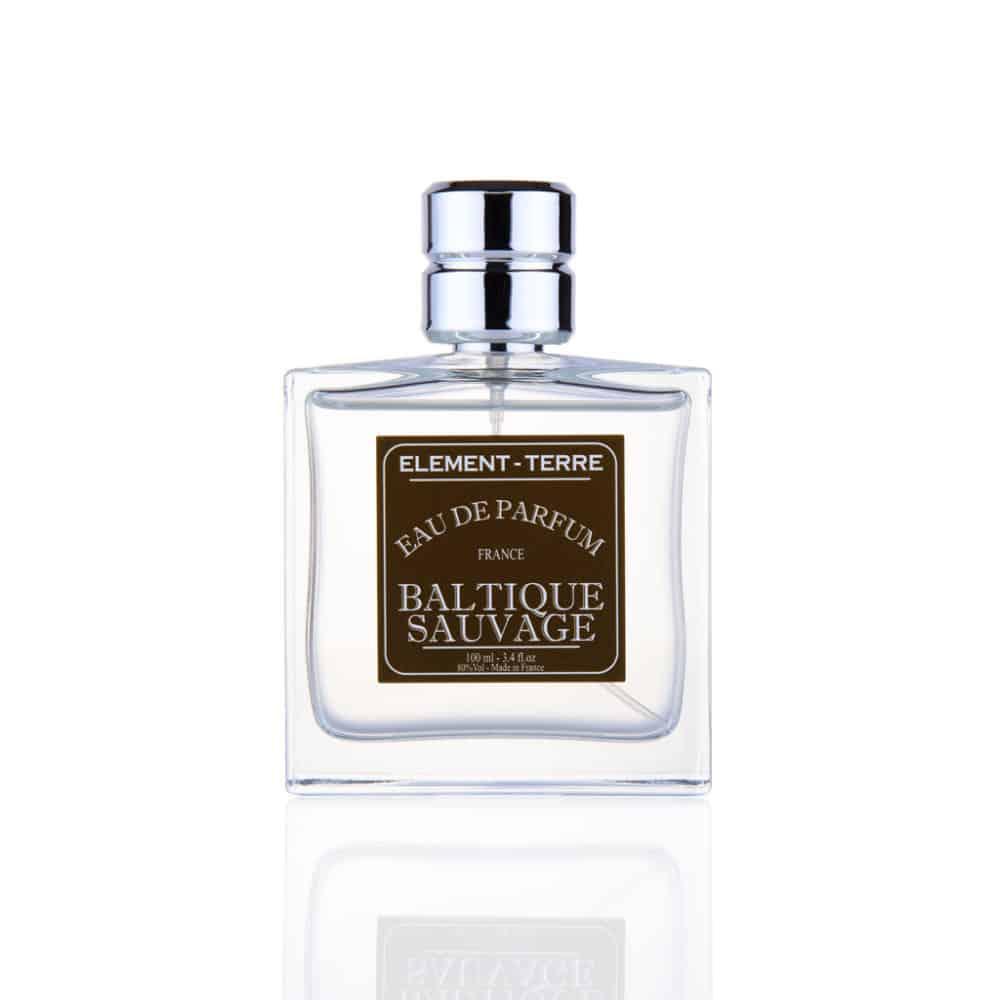 Baltique Sauvage - Eau de Parfum Homme - Elément Terre - 100ml