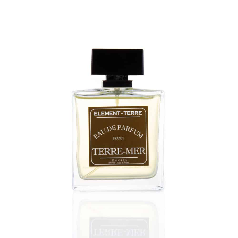 Terre Mer - Eau de Parfum Homme - Elément Terre - 100ml