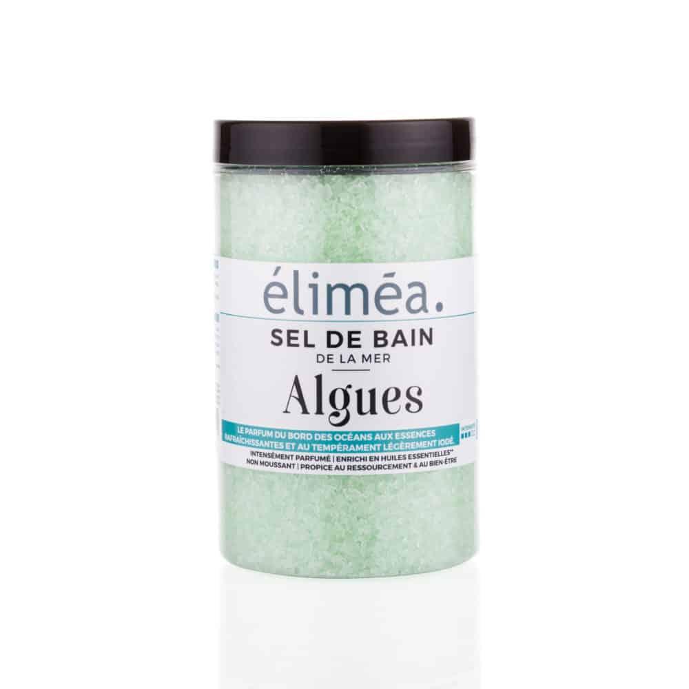Sel de Bain Marin Algues - Elimea - 500g