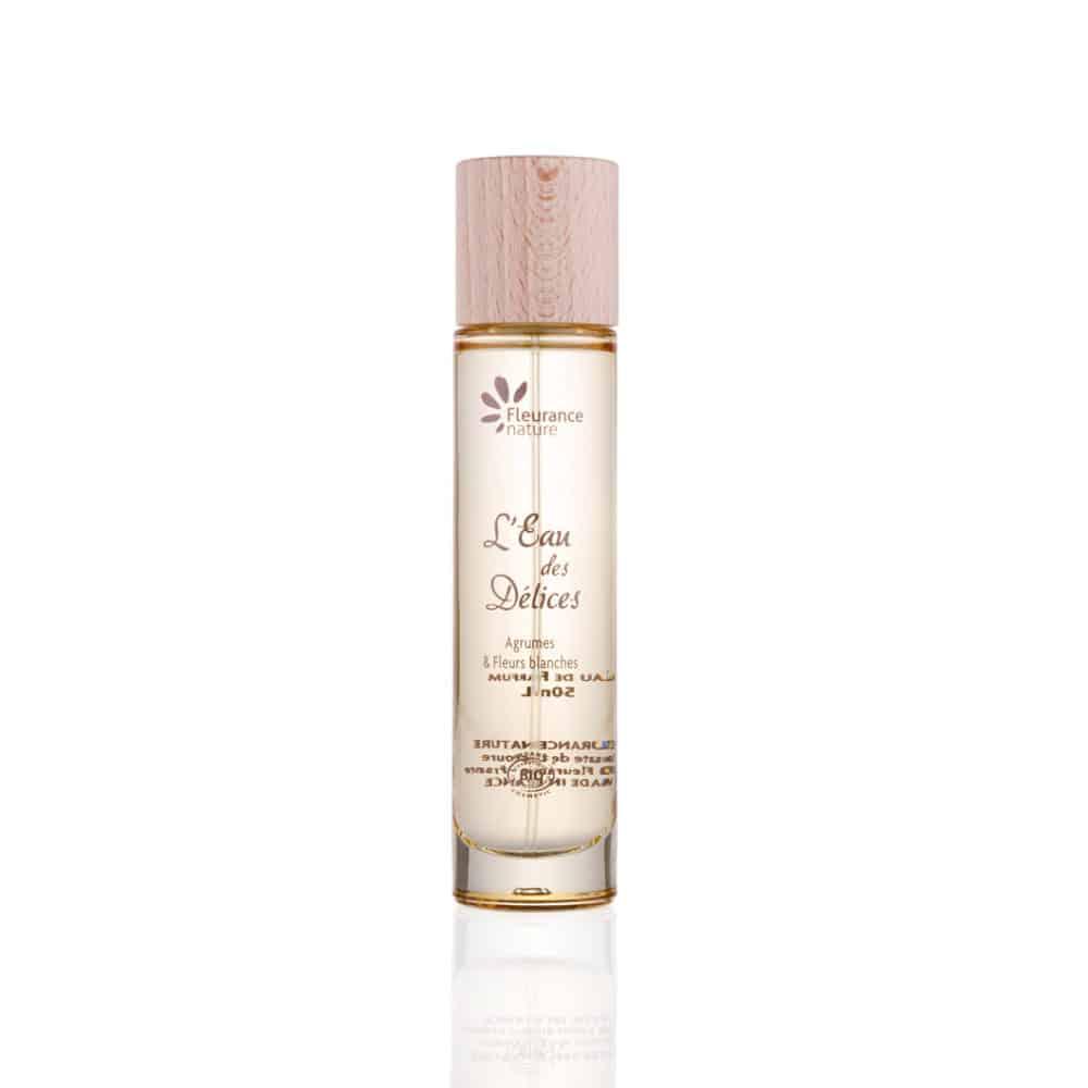 Eau de Parfum Femme Agrumes et Fleurs Blanches Bio - Fleurance Nature - 50ml