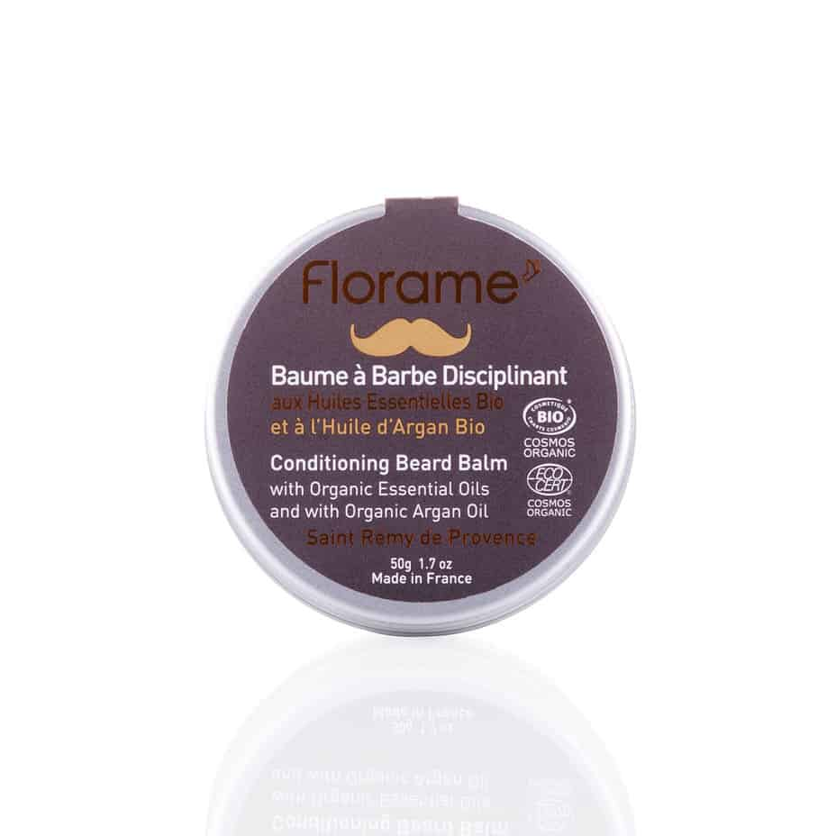 Baume à Barbe Disciplinant homme Bio - Florame - 50g