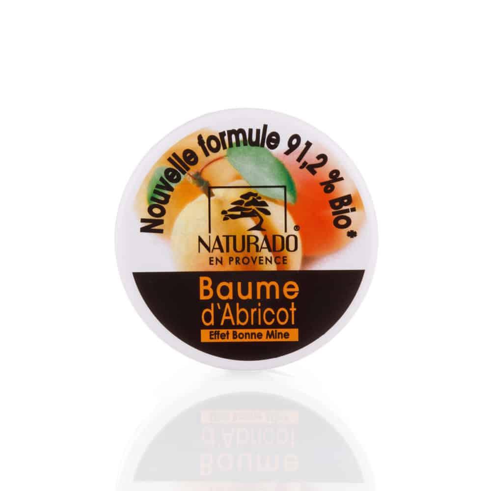 Baume Abricot au Karité Bio - Naturado - 45g