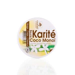Beurre de Karité Coco Monoï Bio - Naturado - 135g