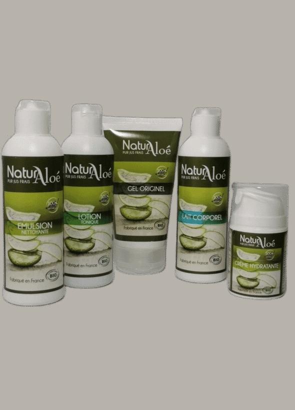 Coffret-soin-femme-Aloe-Vera-Bio-Naturaloé