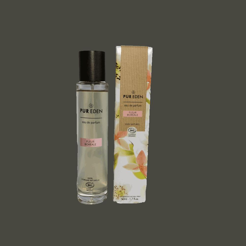 Fleur Boréale - Eau de Parfum Femme - Pur Eden - 50ml