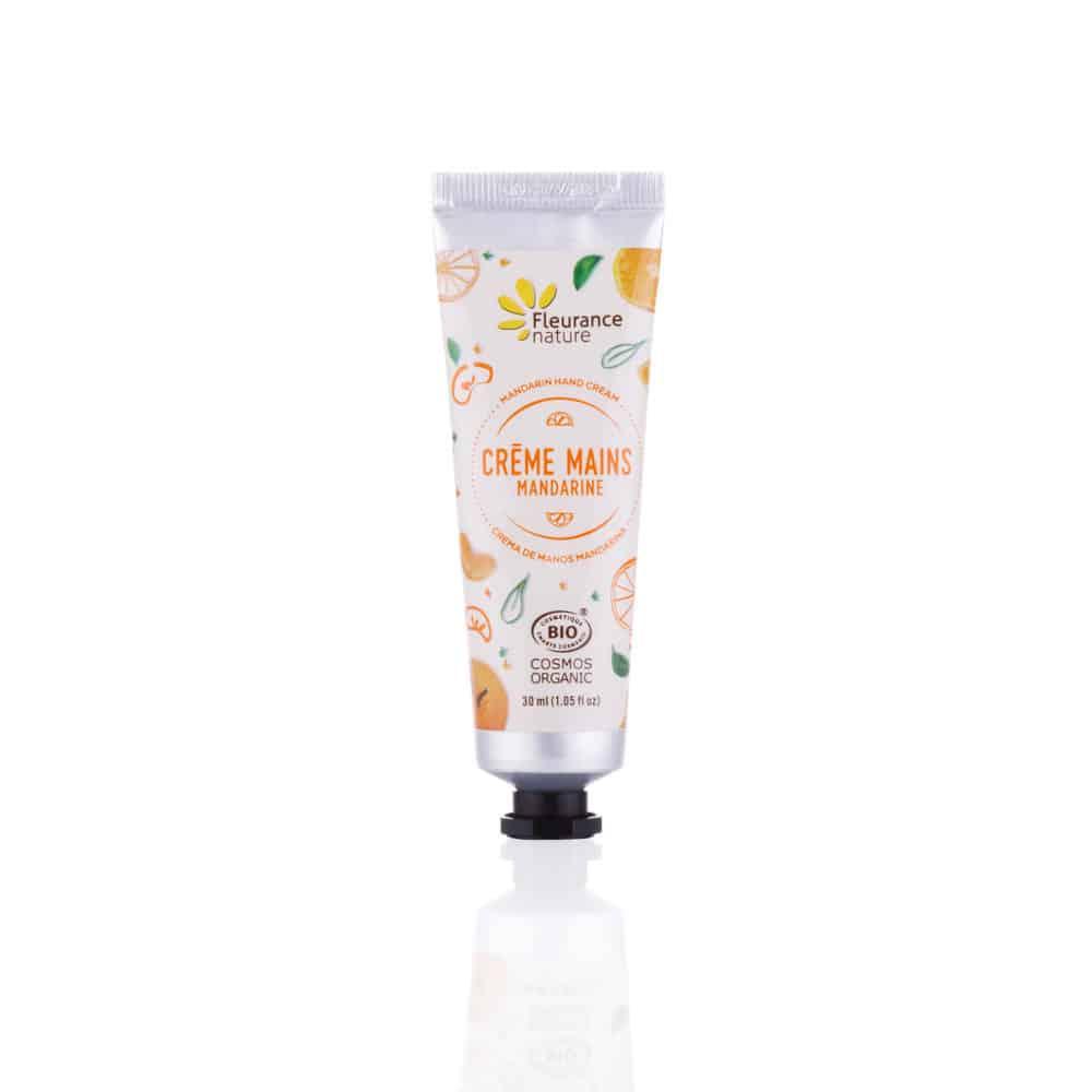 Crème Mains à la Mandarine Bio - Fleurance Nature - 30ml