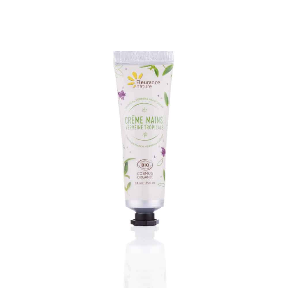 Crème Mains à la Verveine Tropicale Bio - Fleurance Nature - 30ml