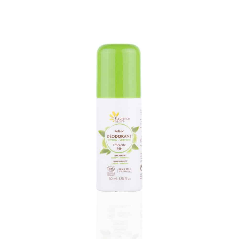 Déodorant Citron Verveine Bio - Fleurance Nature - 50ml