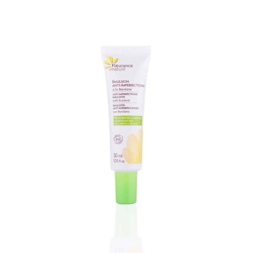 Emulsion Anti-Imperfection à la Bardane Bio - Fleurance Nature - 30ml