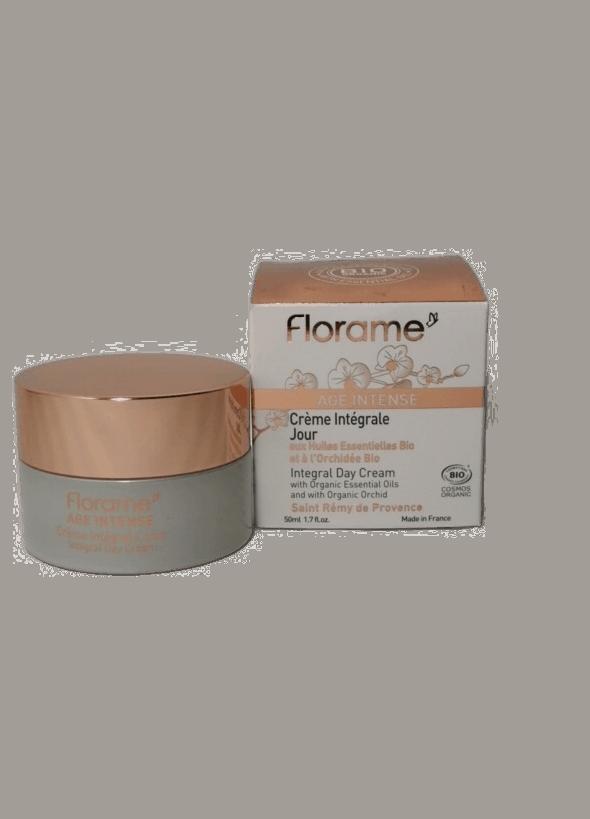 Crème Intégrale Jour à l'Orchidée Bio - Florame - 50ml