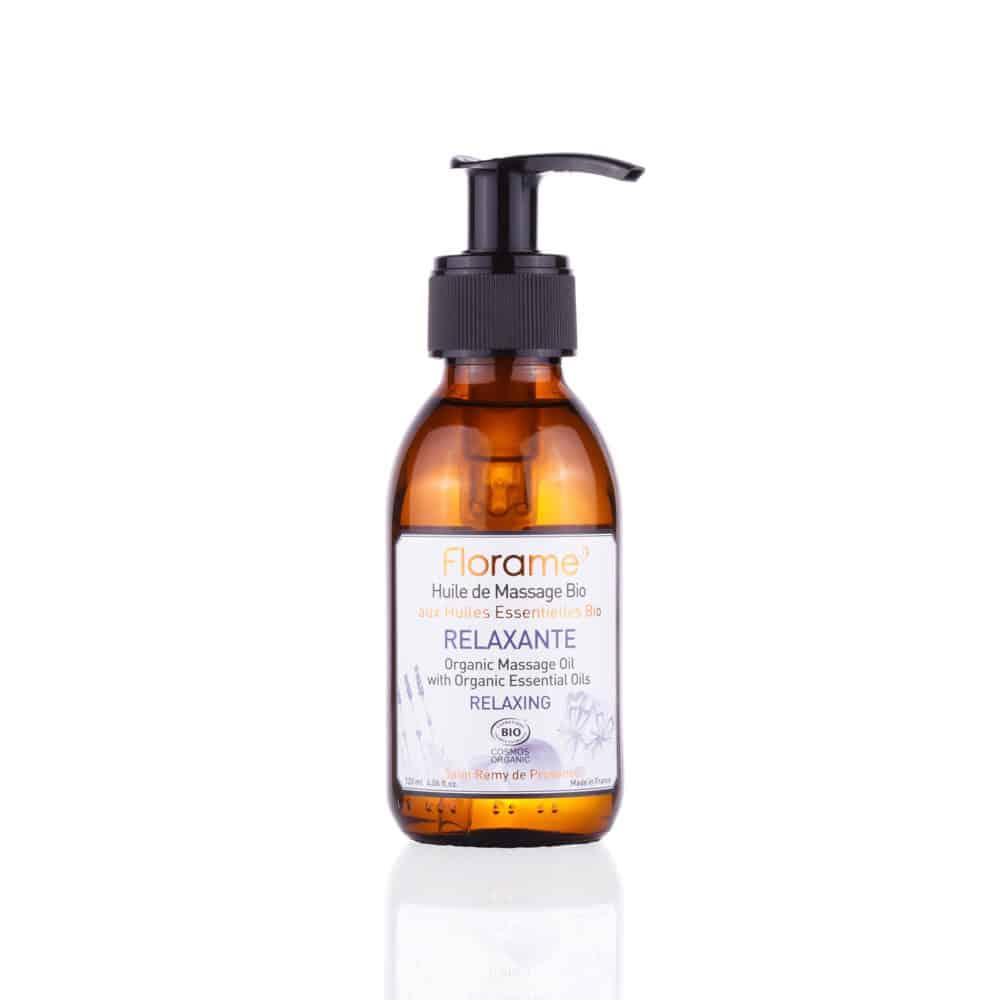 Huile de Massage Relaxante - Florame - 120ml