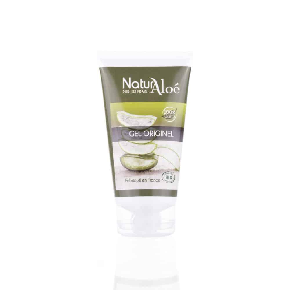 Gel Originel à l'Aloe Vera Bio - NaturAloe - 150 ml