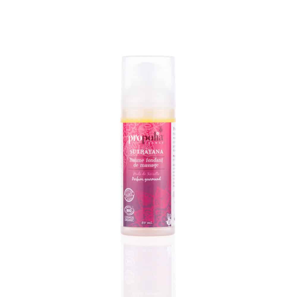 Baume de Massage Gourmand Sutrayana - Propolia - 50ml